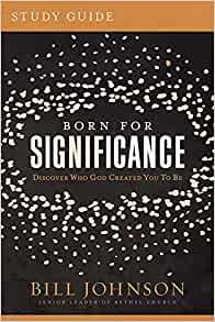 Born for Significance Study Guide (Paperback)