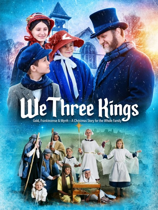 We Three Kings DVD (DVD)