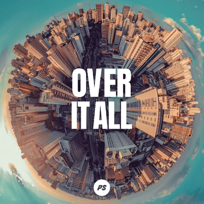 Over It All CD (CD-Audio)