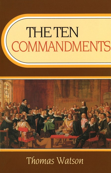 The Ten Commandments (Hard Cover)