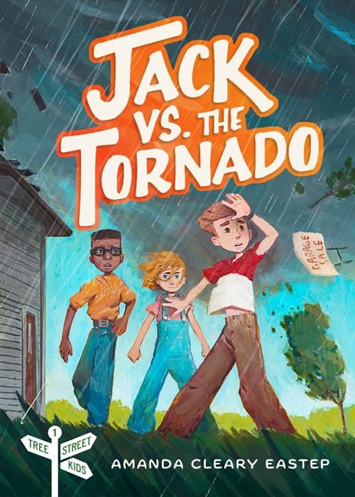 Jack vs. the Tornado (Paperback)