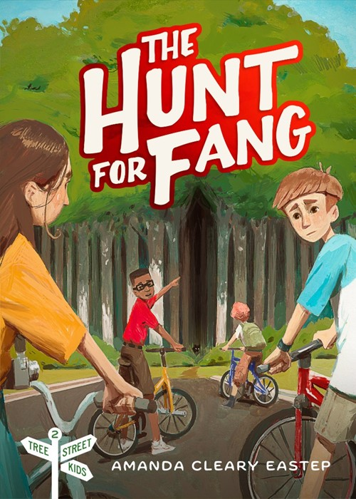 The Hunt for Fang (Paperback)