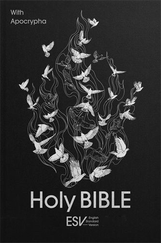 ESV Holy Bible with Aprocrypha, Anglicized Edition (Hard Cover)