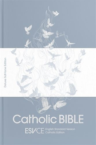 ESV-CE Catholic Bible, Anglicized Deluxe Edition (Paperback)