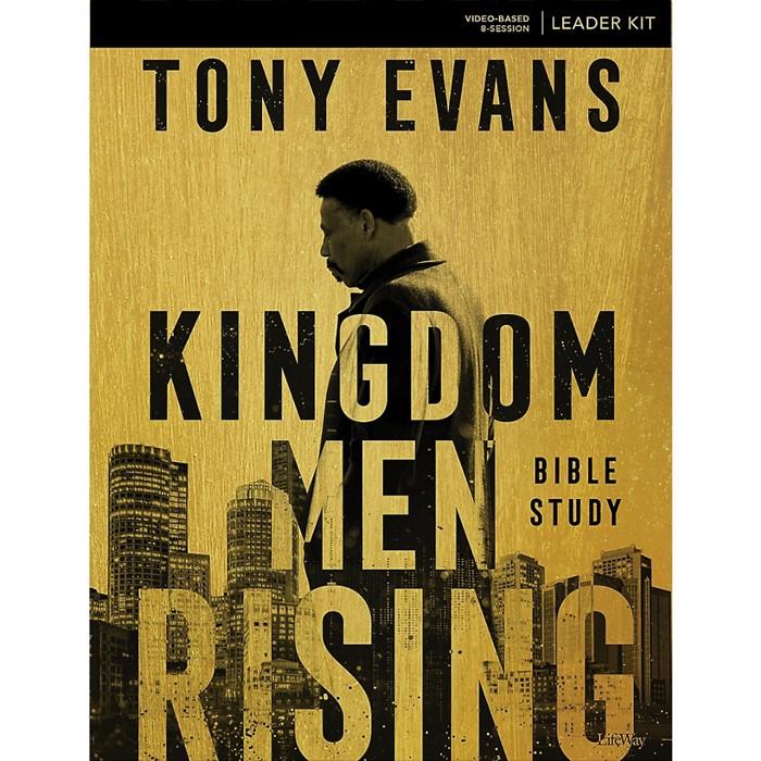 Kingdom Men Rising Leader Kit (Kit)