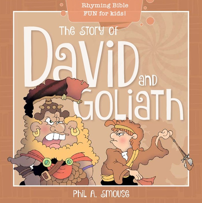 The Story of David and Goliath (Paperback)