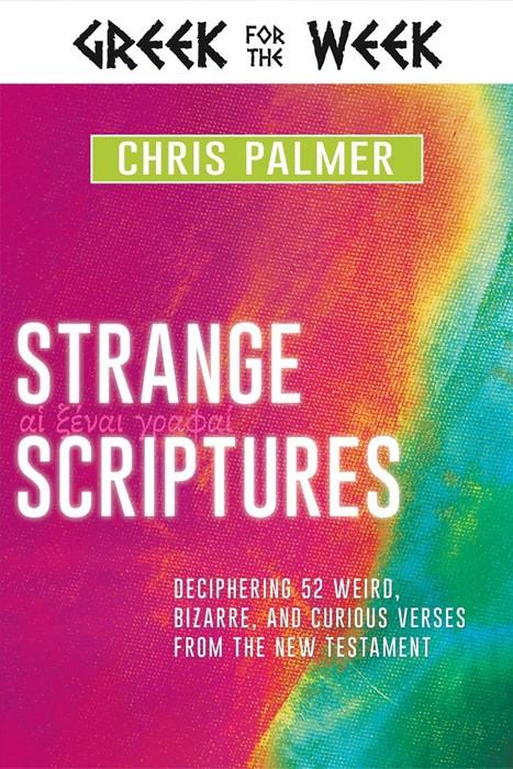 Strange Scriptures (Hard Cover)