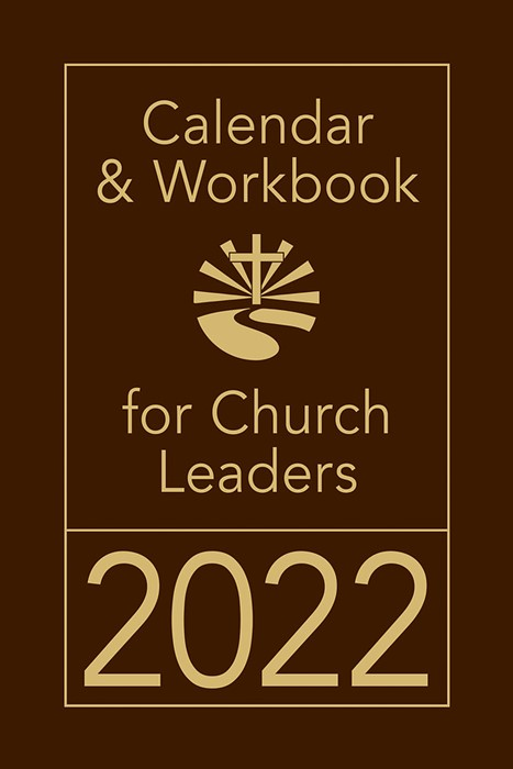Calendar and Workbook for Church Leaders 2022 (Spiral Bound)