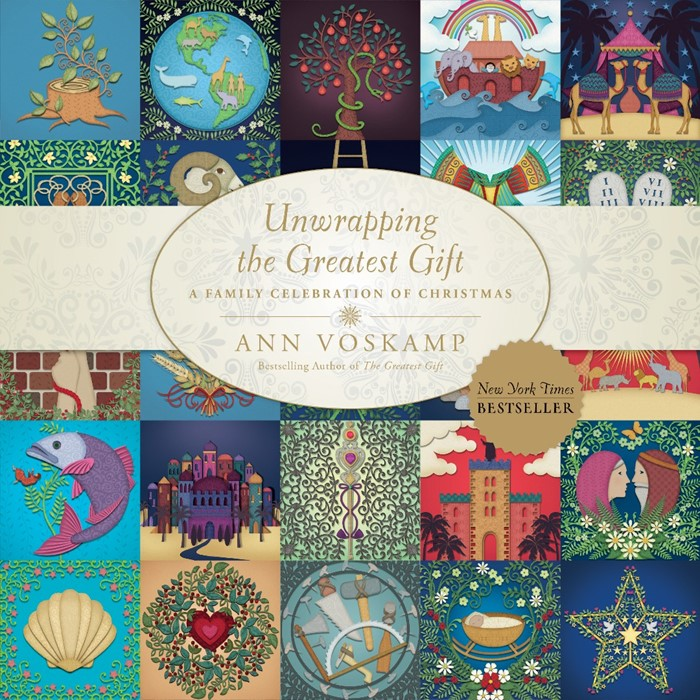 Unwrapping The Greatest Gift (Hard Cover)