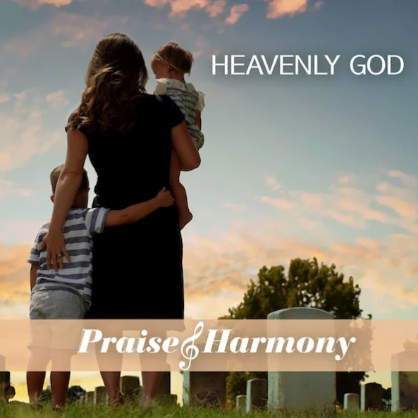 Heavenly God CD (CD-Audio)