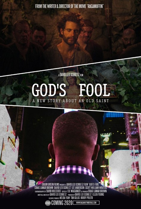 God's Fool DVD (DVD)