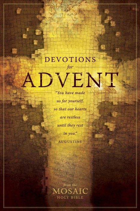 Devotions For Advent (Paperback)