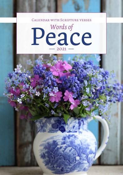 Words of Peace Calendar 2021 (Calendar)