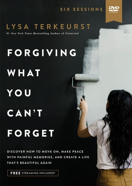Forgiving What You Can't Forget Video Study (DVD)