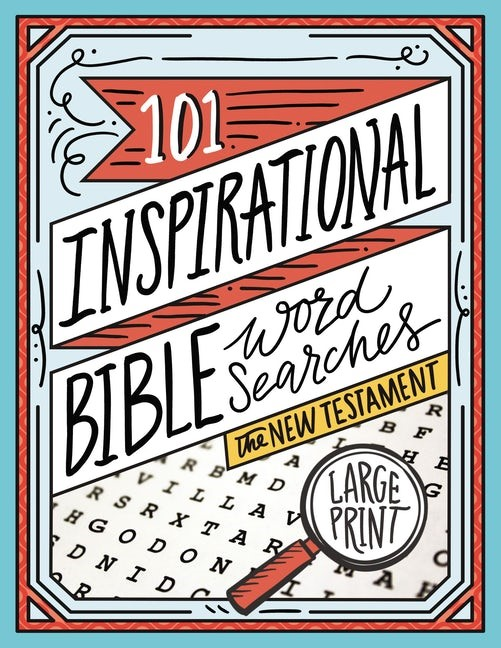101 Inspirational Bible Word Searches (Paperback)