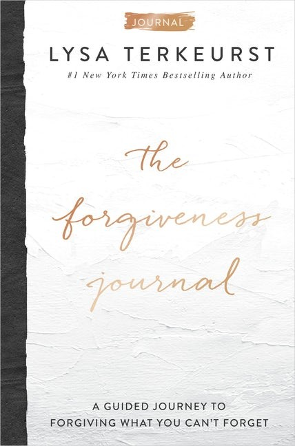 The Forgiveness Journal (Hard Cover)