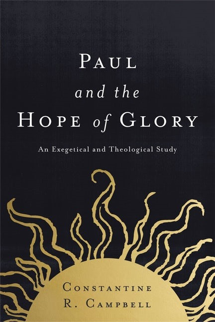 Paul and the Hope of Glory (Paperback)