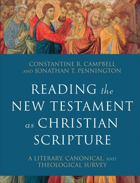 Reading the New Testament as Christian Scripture (Hard Cover)