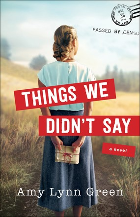 Things We Didn't Say (Paperback)