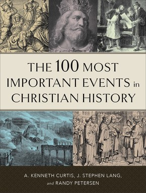 The 100 Most Important Events in Christian History (Paperback)