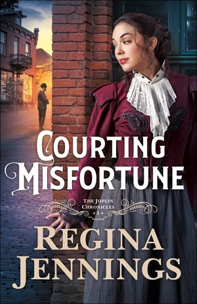 Courting Misfortune (Paperback)