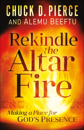 Rekindle the Altar Fire (Paperback)