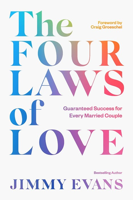 The Four Laws of Love (Hard Cover)