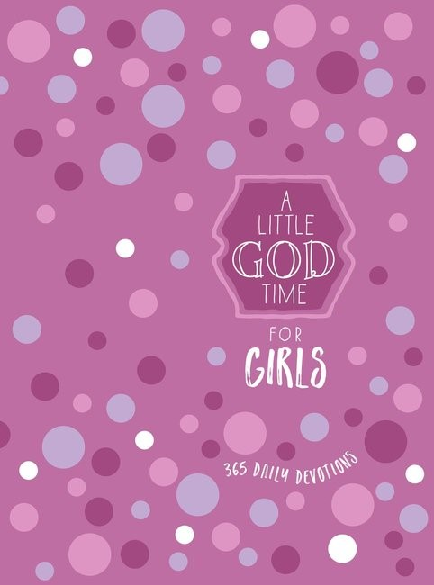 Little God Time for Girls, A (Imitation Leather)