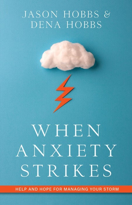 When Anxiety Strikes (Paperback)