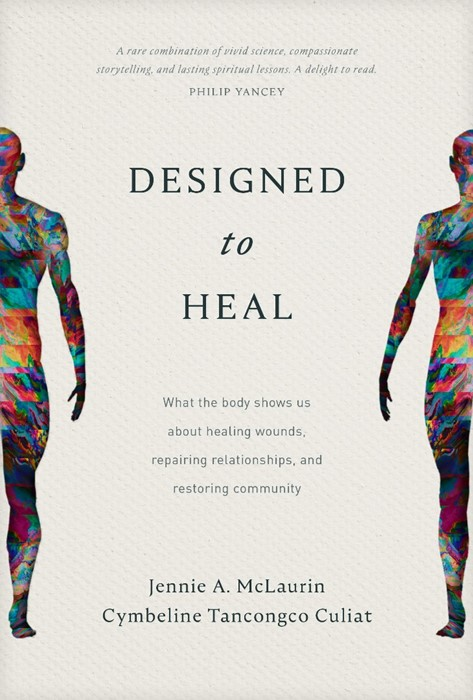 Designed to Heal (Hard Cover)