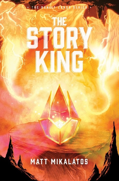 The Story King (Hard Cover)
