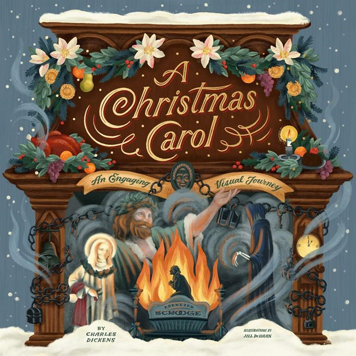Christmas Carol: An Engaging Visual Journey, A
