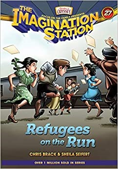 Refugees on the Run (Hard Cover)