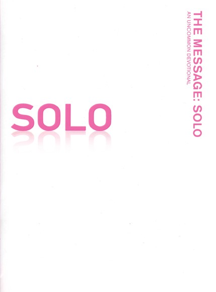 The Message Solo (Paperback)