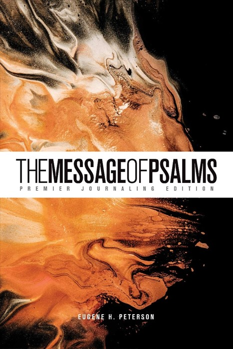 Message of Psalms: Premier Journaling Edition, Softcover (Paperback)