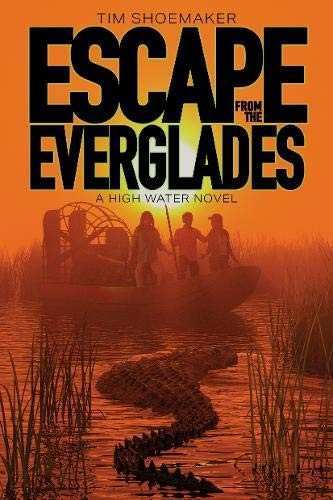 Escape from the Everglades (Paperback)