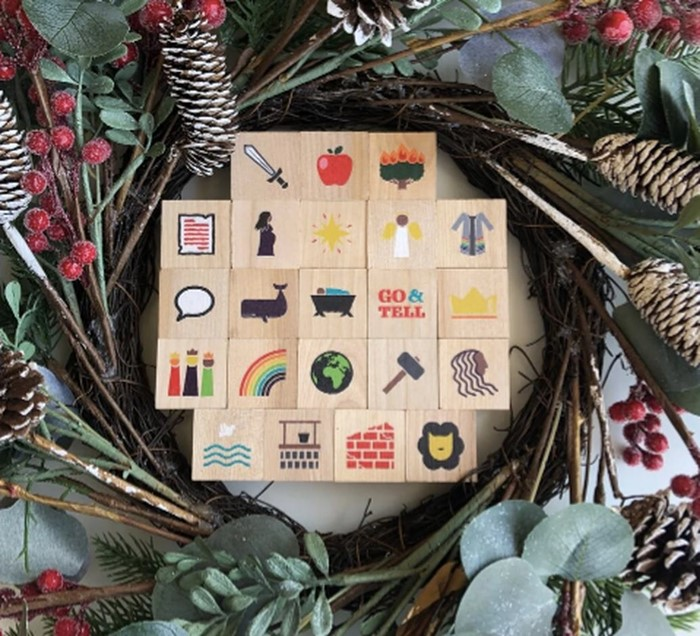 Advent Blocks Standard Set (General Merchandise)