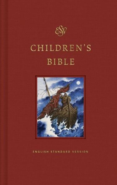 ESV Children's Bible (Keepsake Edition) (Hard Cover)