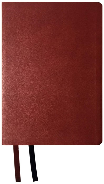 NASB 2020 Giant Print Text Bible, Maroon (Imitation Leather)