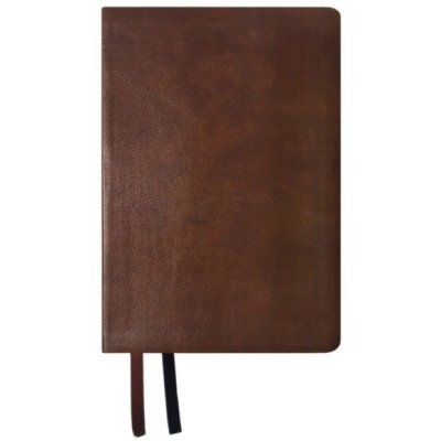 NASB 2020 Giant Print Text Bible, Brown (Imitation Leather)