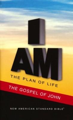 NASB 2020 Plan of Life Gospel of John (Paperback)