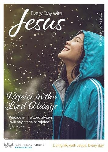 Every Day with Jesus September-October 2021 (Paperback)