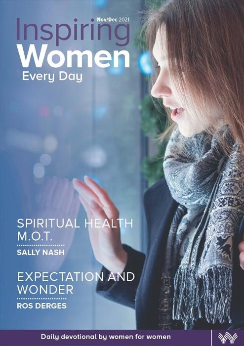 Inspiring Women Every Day November-December 2021 (Paperback)