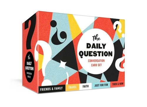 The Daily Question Conversation Card Set (Box)