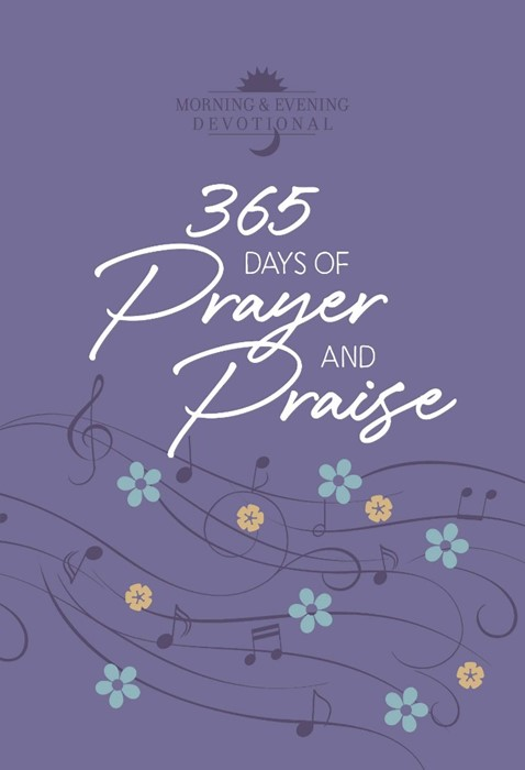 365 Days of Prayer and Praise (Imitation Leather)