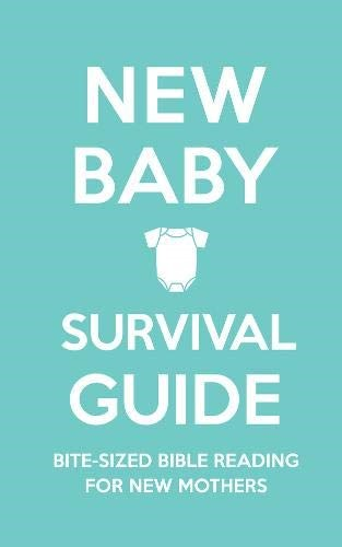 New Baby Survival Guide Hardcover (Hard Cover)