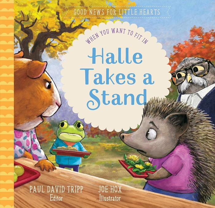 Halle Takes a Stand (Hard Cover)