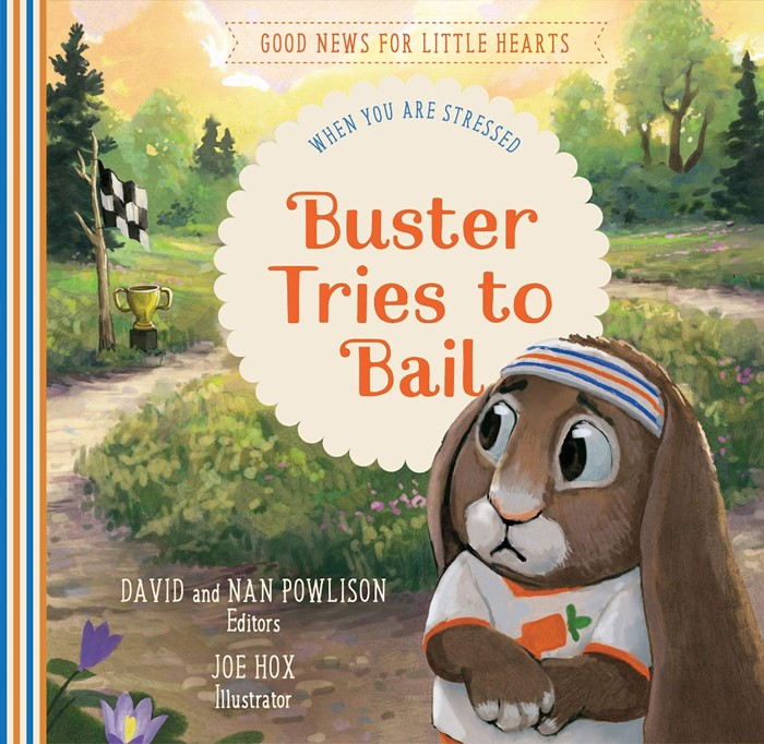 Buster Tries to Bail (Hard Cover)