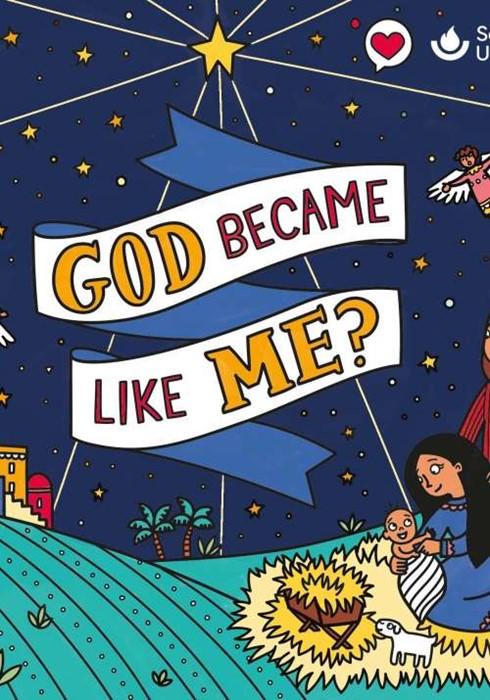God Became Like Me? (pack of 10)