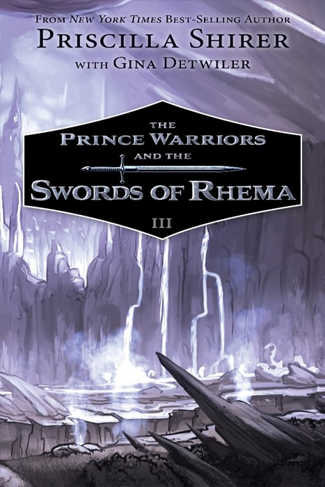 The Prince Warriors and the Swords of Rhema (Paperback)
